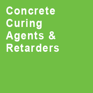 concrete curling agents and retarders logco manufacturers