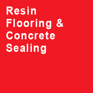 resin flooing and concrete sealing logco manufacturers