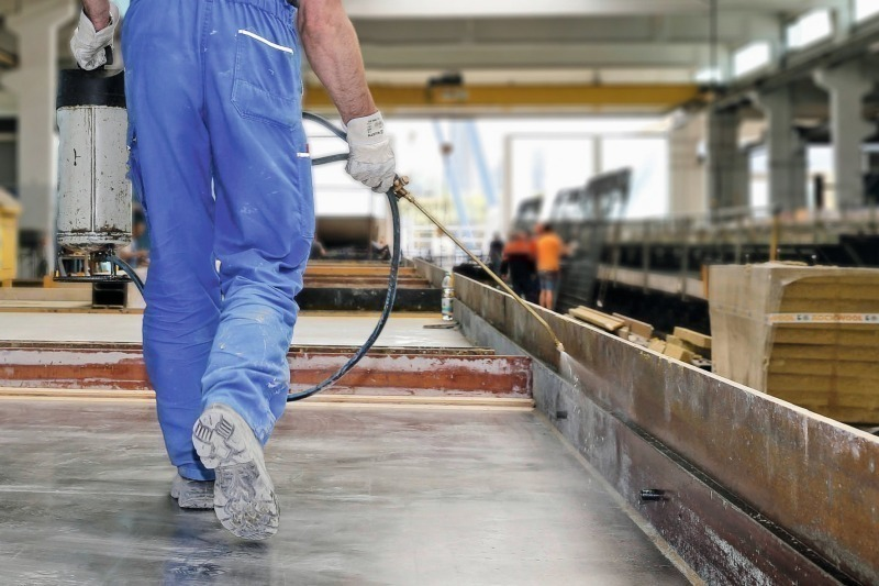 How to choose the right concrete release agent | Logco